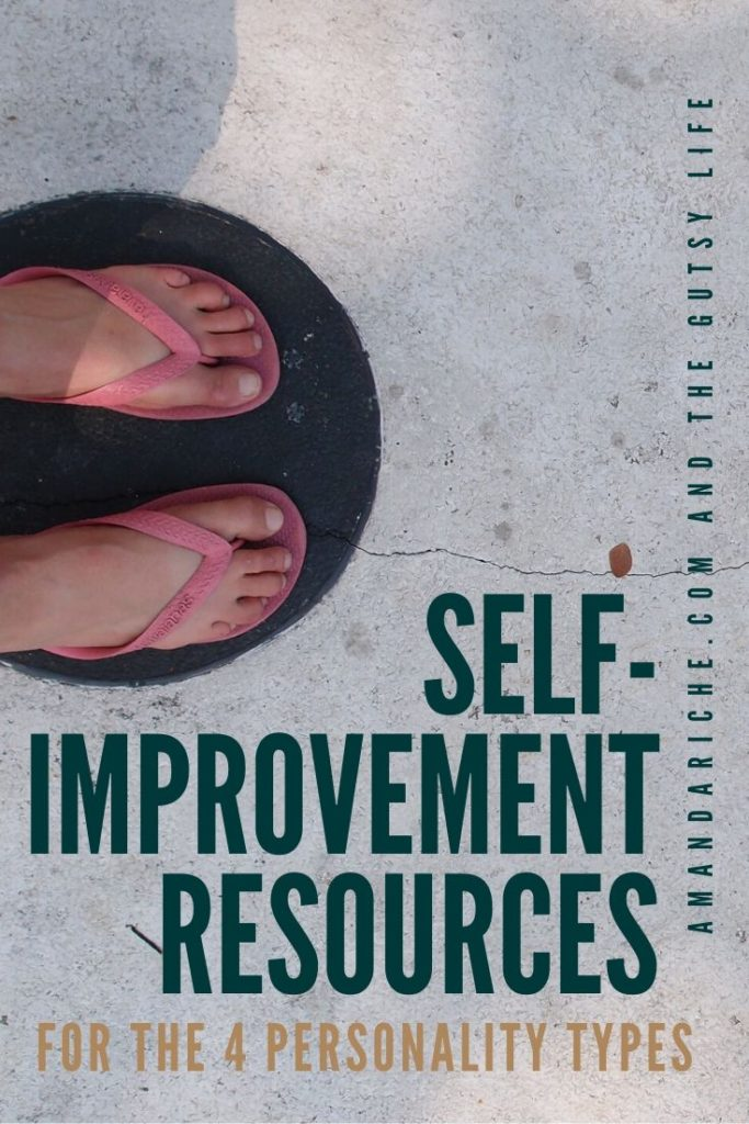 self-improvement resources