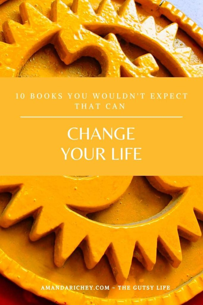 10 books to change your l;ife