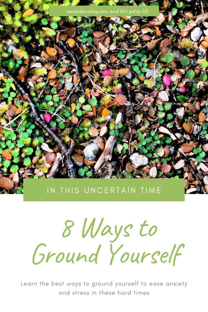 8 ways to get grounded