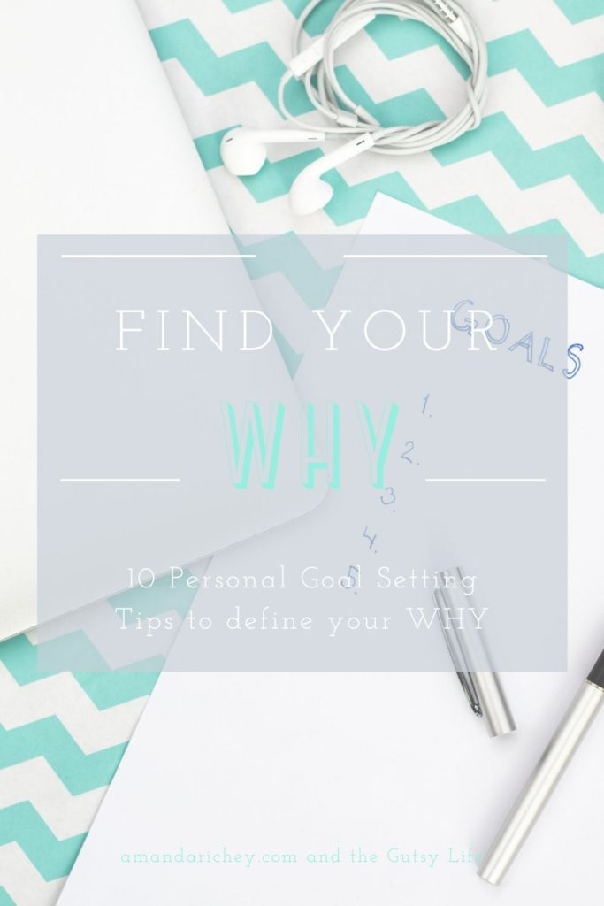 find your why goal setting