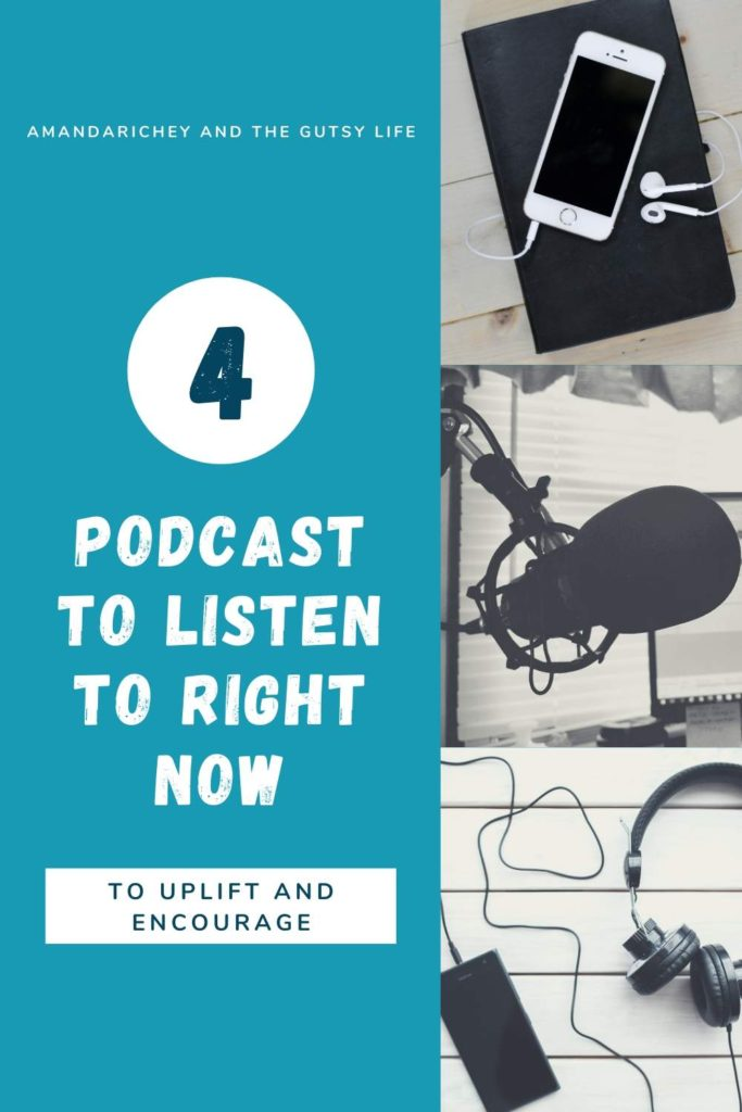 four podcasts to listen to right now