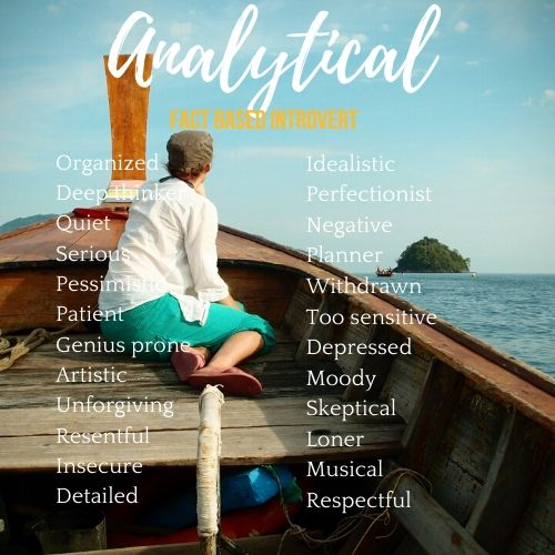 analytical personality type