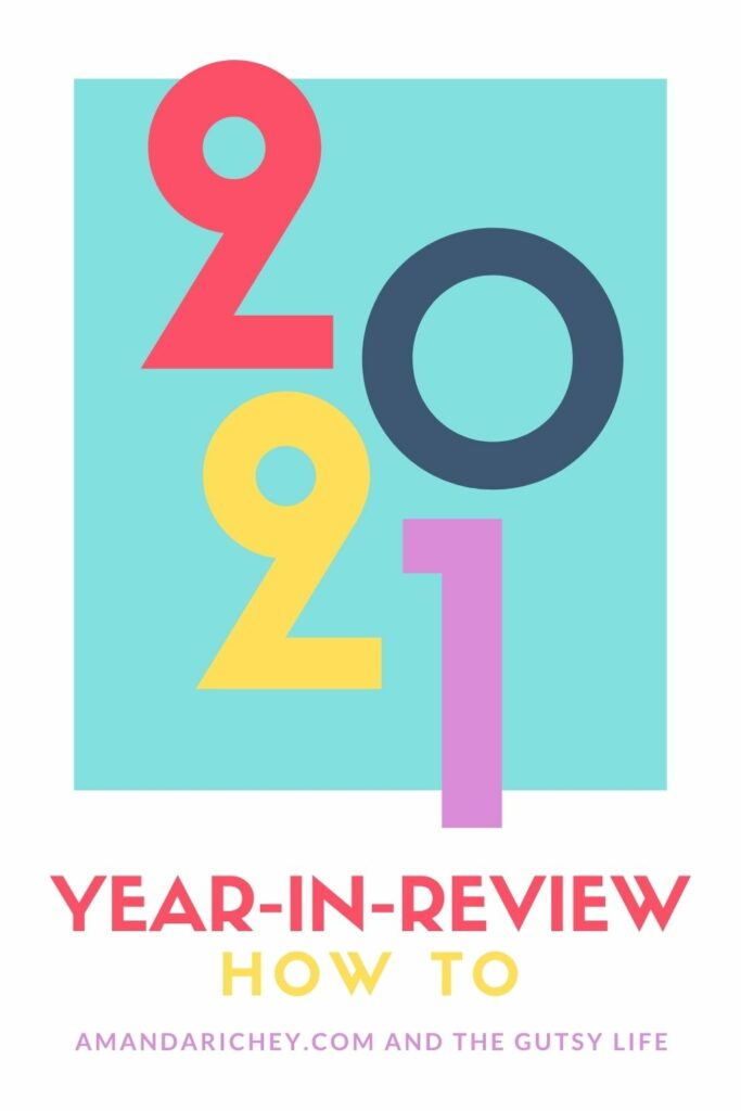 Year in Review How to